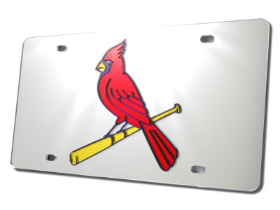 St. Louis Cardinals Acrylic Laser Tag