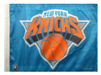 New York Knicks Car Flag