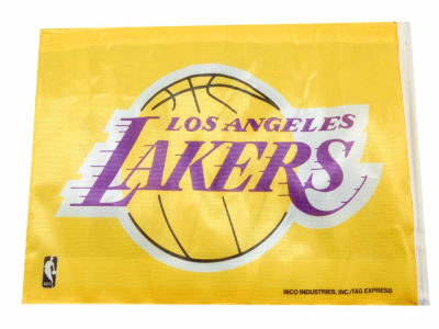 Los Angeles Lakers Car Flag