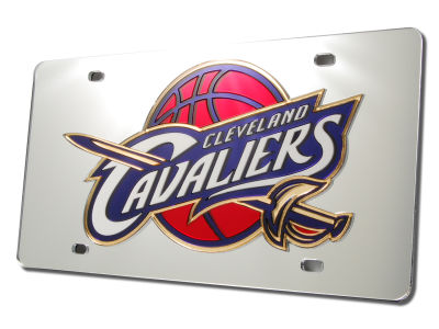 Cleveland Cavaliers Acrylic Laser Tag