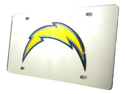 San Diego Chargers Acrylic Laser Tag
