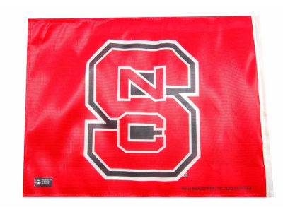North Carolina State Wolfpack Car Flag