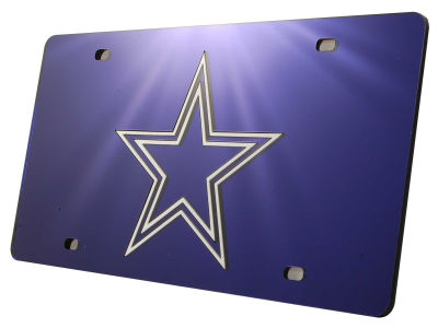 Dallas Cowboys Acrylic Laser Tag
