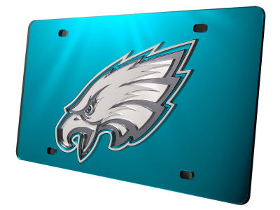 Philadelphia Eagles Acrylic Laser Tag