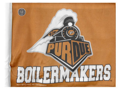Purdue Boilermakers Car Flag