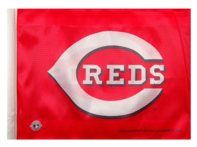 Cincinnati Reds Car Flag