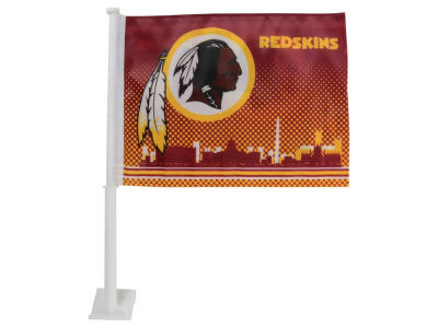 Washington Redskins Car Flag