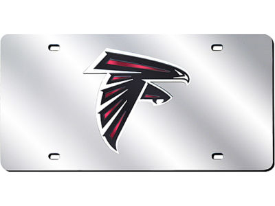 Atlanta Falcons Acrylic Laser Tag