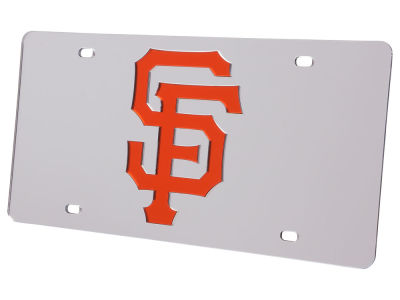 San Francisco Giants Acrylic Laser Tag