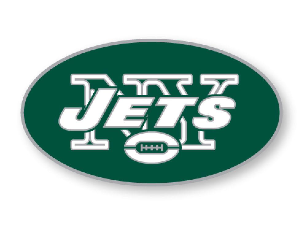 new york jets logo pin