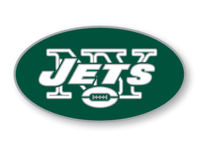 New York Jets Logo Pin