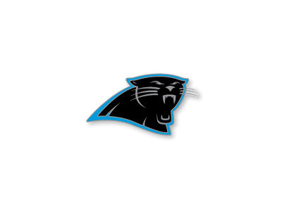 Carolina Panthers Logo Pin