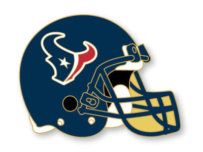Houston Texans Helmet Pin