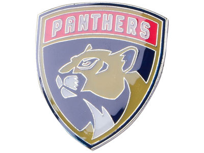 Florida Panthers Logo Pin