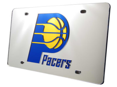 Indiana Pacers Acrylic Laser Tag
