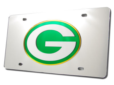 Green Bay Packers Acrylic Laser Tag