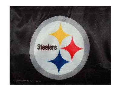 Pittsburgh Steelers Car Flag