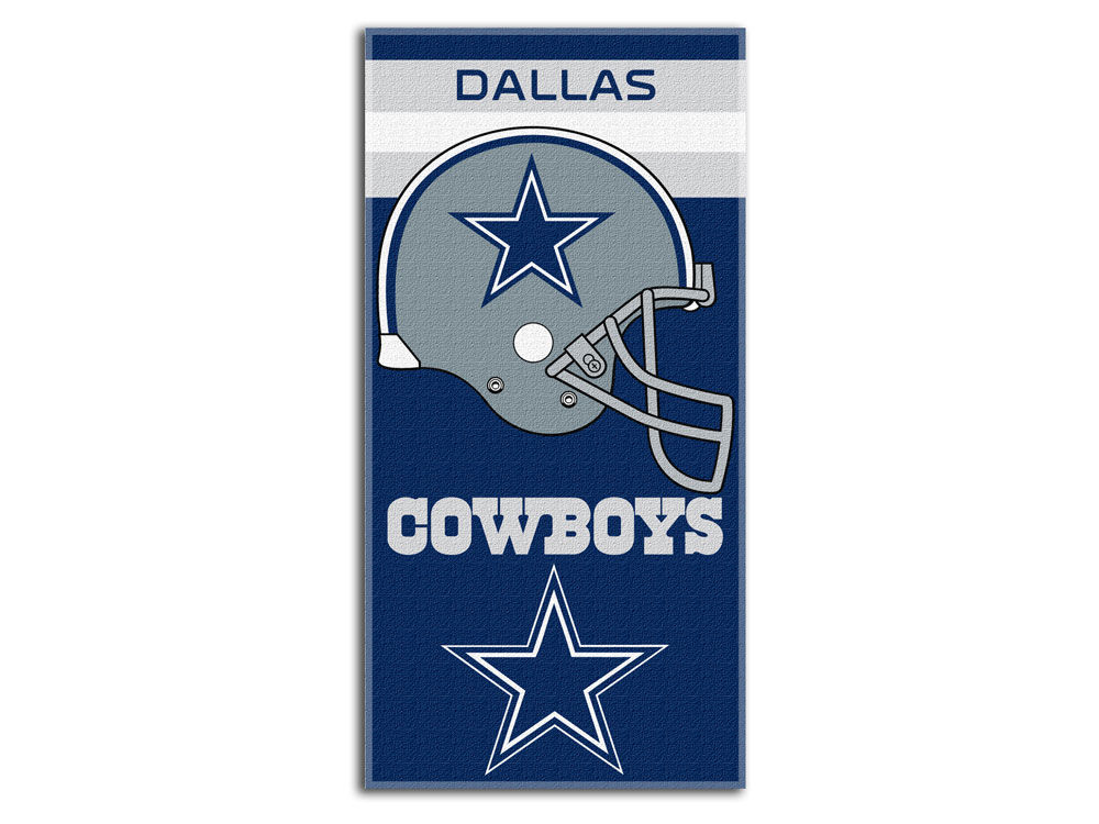 Dallas Cowboys Beach Towel  772227bc6449