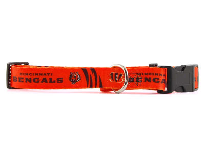 Cincinnati Bengals Large Dog Collar