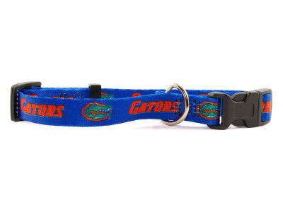 Florida Gators Large Dog Collar