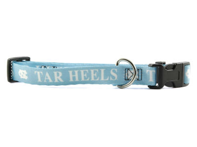 North Carolina Tar Heels Large Dog Collar