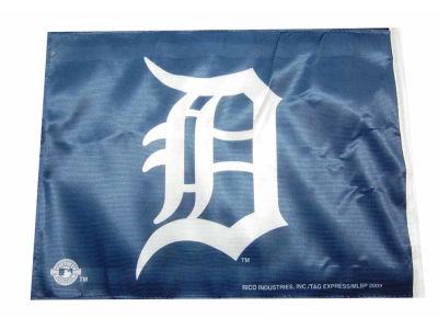 Detroit Tigers Car Flag