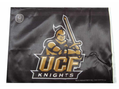 University of Central Florida Knights Car Flag