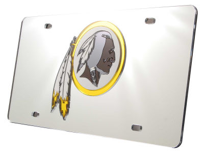 Washington Redskins Acrylic Laser Tag