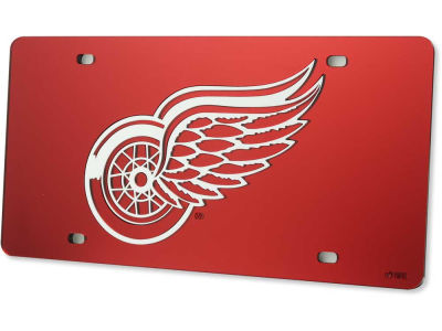 Detroit Red Wings Acrylic Laser Tag