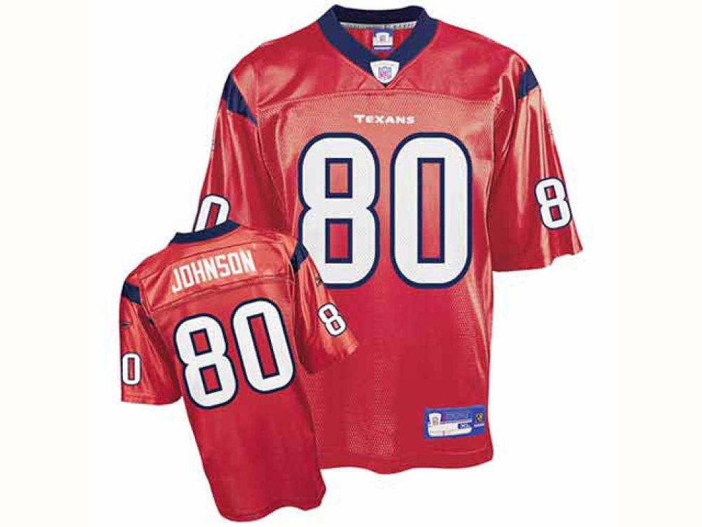 bb86a7add Houston Texans Andre Johnson Reebok Replica Jersey
