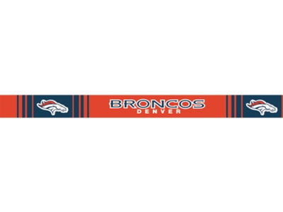 Denver Broncos Medium Dog Collar