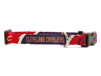 Cleveland Cavaliers Medium Dog Collar