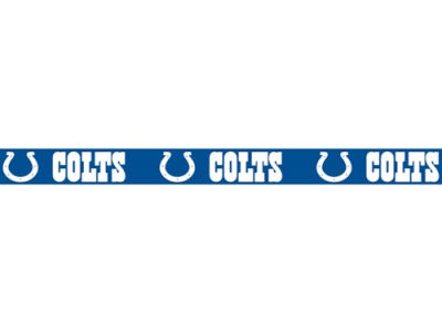 Indianapolis Colts Medium Dog Collar