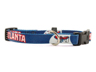 Atlanta Hawks Medium Dog Collar