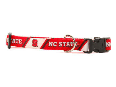 North Carolina State Wolfpack Medium Dog Collar