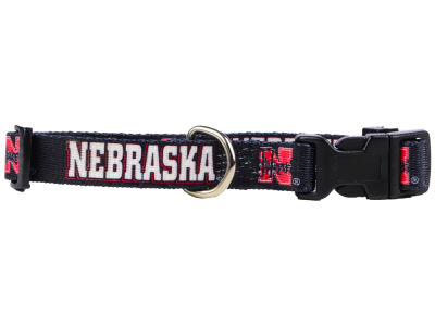 Nebraska Cornhuskers Medium Dog Collar