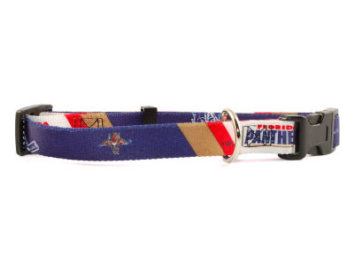 Florida Panthers Medium Dog Collar
