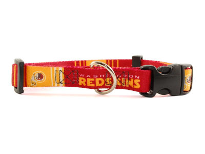 Washington Redskins Medium Dog Collar
