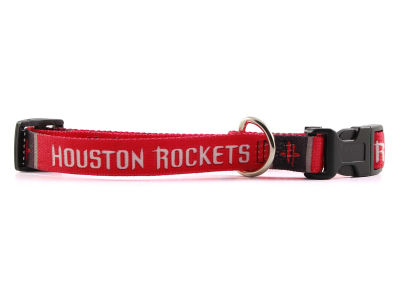 Houston Rockets Medium Dog Collar