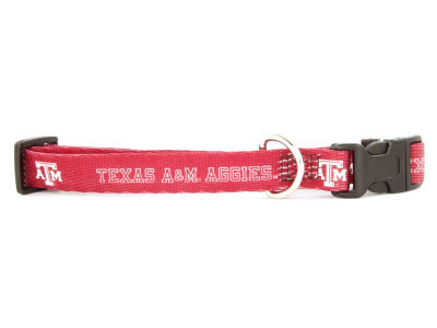 Texas A&M Aggies Medium Dog Collar