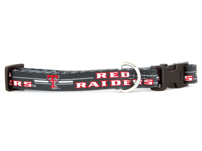 Texas Tech Red Raiders Medium Dog Collar