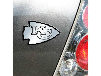 Kansas City Chiefs Auto Emblem