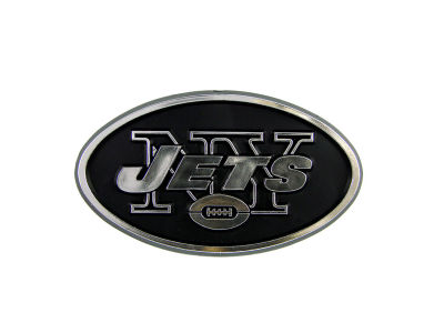 New York Jets Auto Emblem