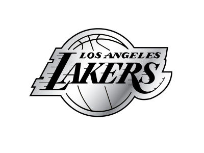 Los Angeles Lakers Auto Emblem