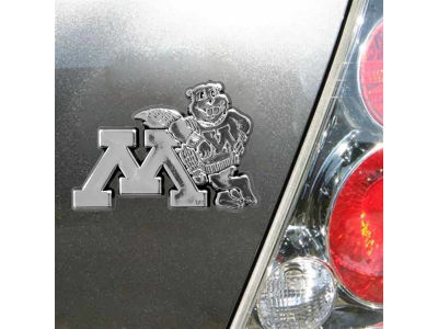 Minnesota Golden Gophers Auto Emblem