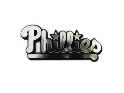 Philadelphia Phillies Auto Emblem