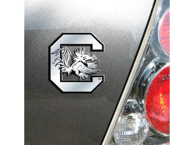 South Carolina Gamecocks Auto Emblem