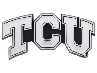Texas Christian Horned Frogs Auto Emblem