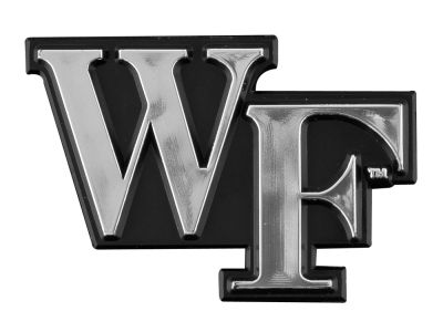 Wake Forest Demon Deacons Auto Emblem