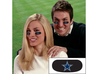 Dallas Cowboys Team Eyeblack Strips